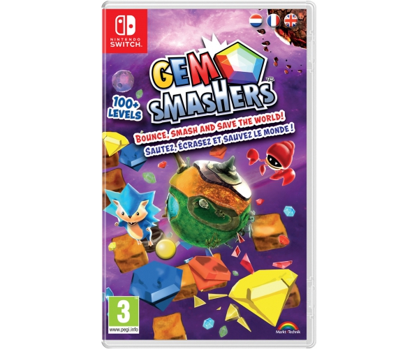 Gem Smashers Switch