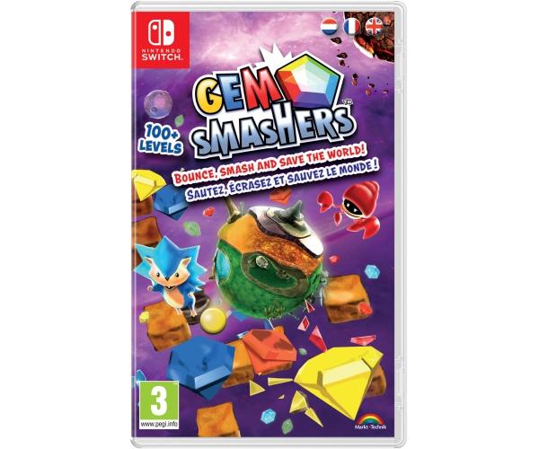 Gem Smashers Switch