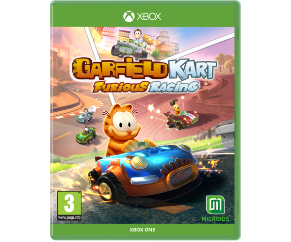 Garfield Kart Furious Racing - Xbox One