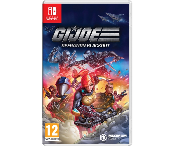 G.I. Joe: Operation Blackout - Switch