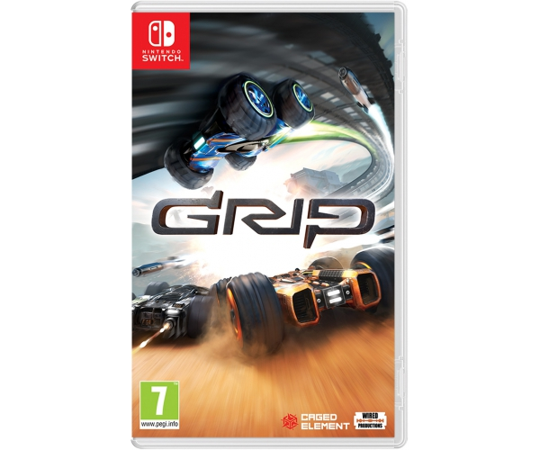 GRIP: Combat Racing Switch