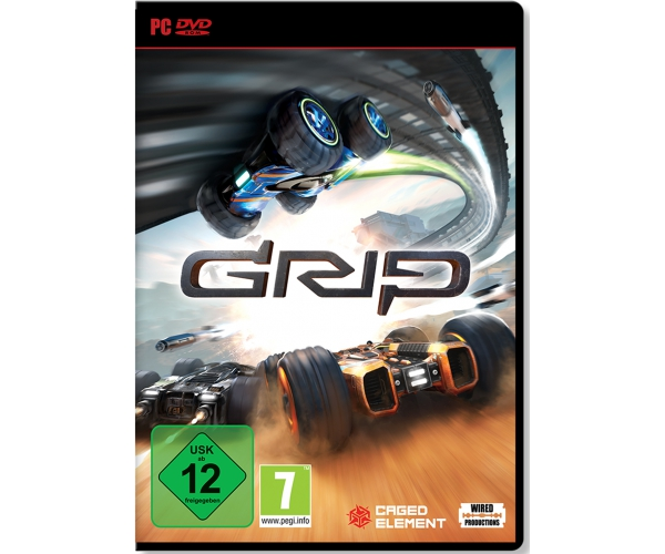GRIP: Combat Racing PC DVD