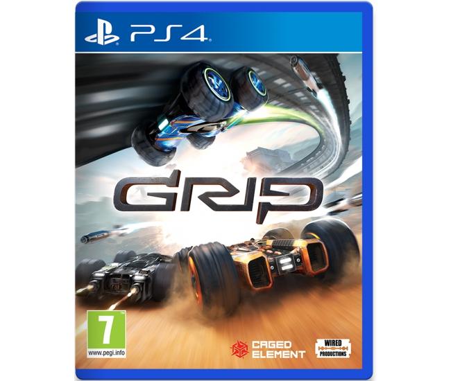 GRIP: Combat Racing PS4
