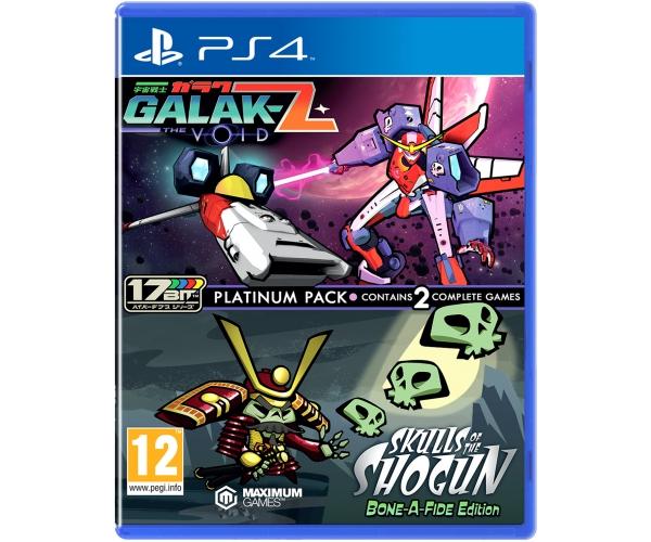 Galak-Z - Skulls of the Shogun: Platinum Collection - PS4