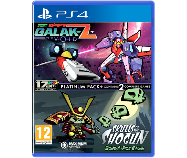 Galak-Z - Skulls of the Shogun: Platinum Collection - PS4