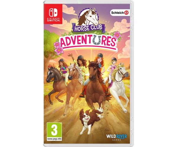 Horse Club Adventures - Switch