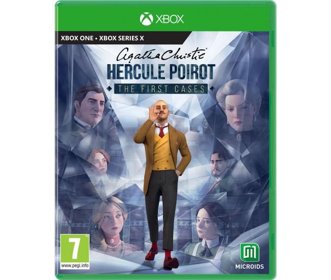 Agatha Christie's - Hercule Poirot: The First Cases - Xbox Series X / Xbox One
