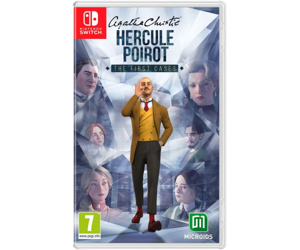 Agatha Christie's - Hercule Poirot: The First Cases - Switch
