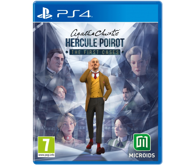 Agatha Christie's - Hercule Poirot: The First Cases - PS4