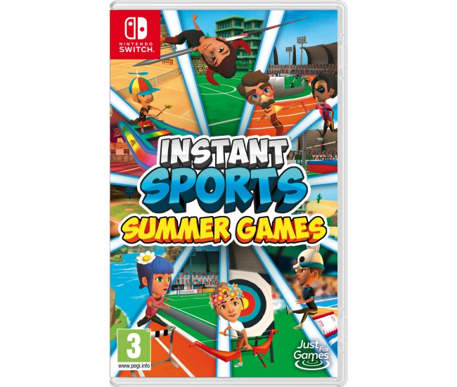 Instant Sport: Summer Games - Switch