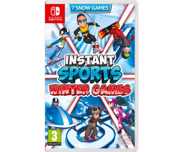Instant Sports Winter Games - Switch