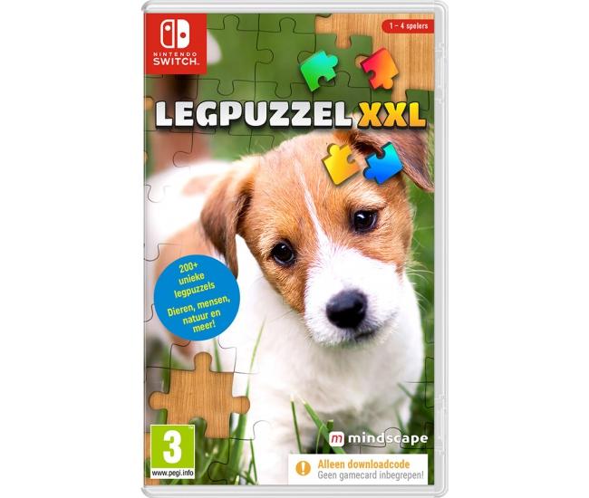 Legpuzzel XXL - Switch (Code in a Box)