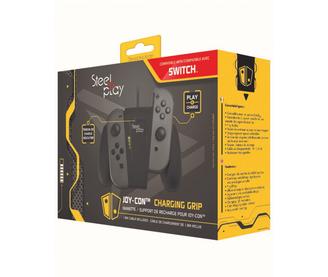 Steelplay Joy-Con Charge Grip - Switch