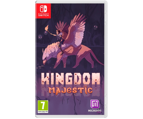 Kingdom Majestic: Limited Edition - Switch