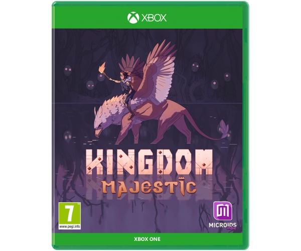 Kingdom Majestic: Limited Edition - Xbox One