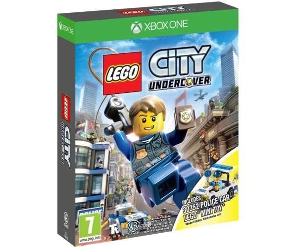 LEGO City Undercover + LEGO Police Car - Xbox One