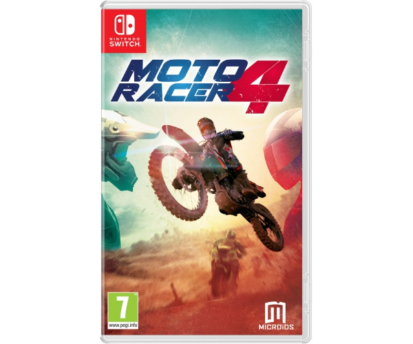 Moto Racer 4 Switch