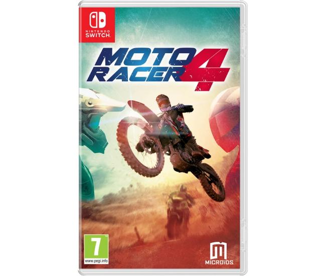 Moto Racer 4 Switch