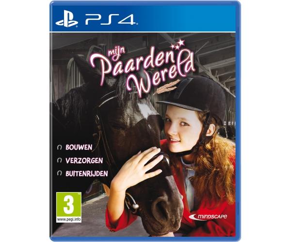 Mijn Paardenwereld PS4