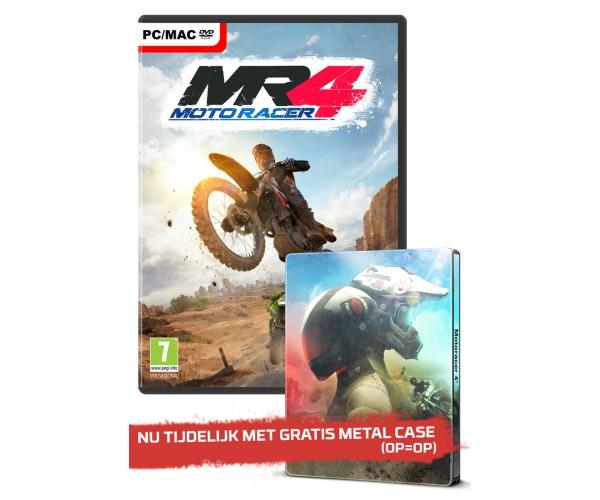 Moto Racer 4 PC MAC