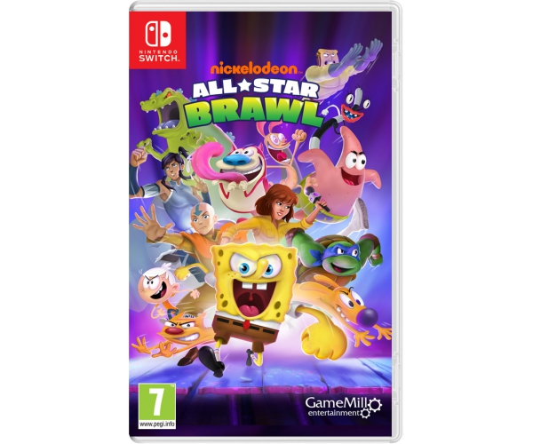 Nickelodeon All-Star Brawl - Switch