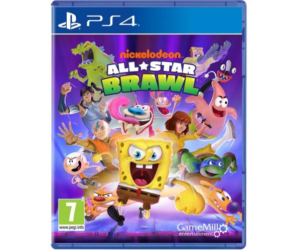 Nickelodeon All-Star Brawl - PS4