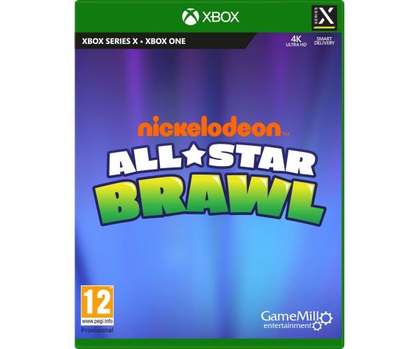 Nickelodeon All-Star Brawl - Xbox Series X / Xbox One