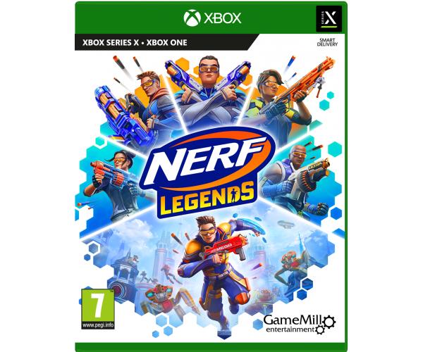 NERF Legends - Xbox Series X / Xbox One