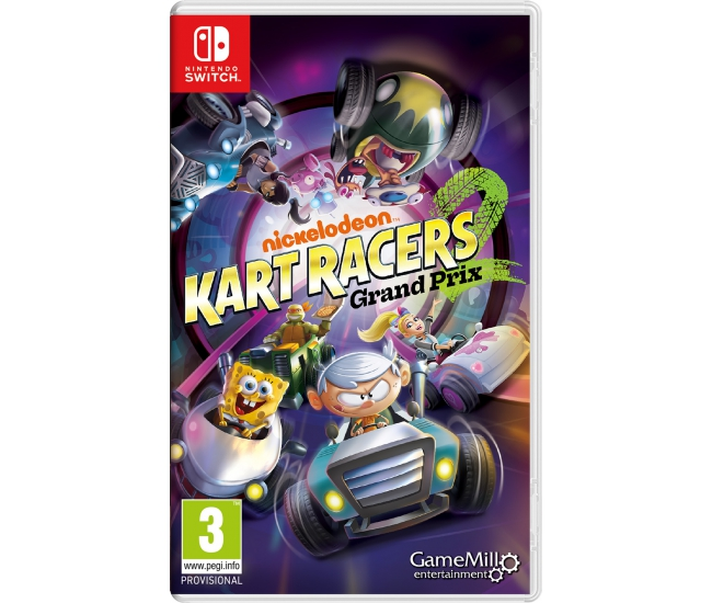 Nickelodeon Kart Racers 2: Grand Prix - Switch