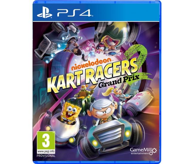Nickelodeon Kart Racers 2: Grand Prix - PS4