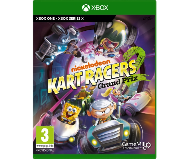 Nickelodeon Kart Racers 2: Grand Prix - Xbox One