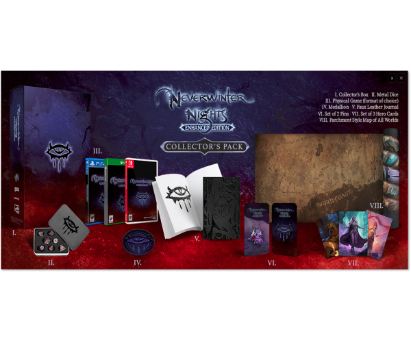 Neverwinter Nights Collector's Pack - PS4