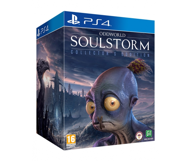 Oddworld: Soulstorm Collector's Oddition - PS4