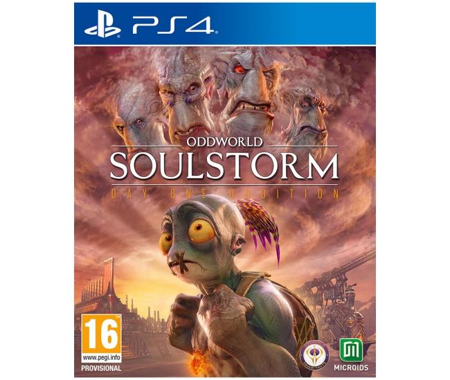 Oddworld: Soulstorm (Day One Oddition) - PS4