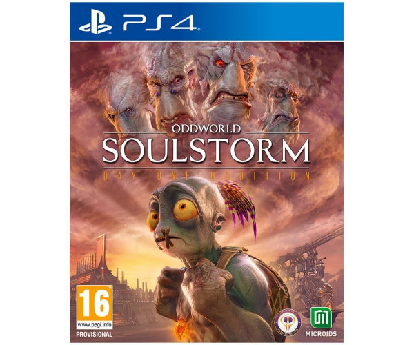 Oddworld: Soulstorm (Day One Oddition) - PS4