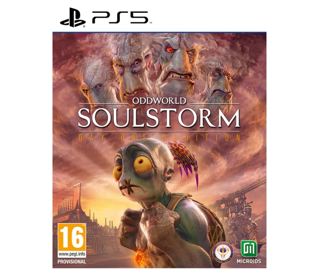 Oddworld: Soulstorm (Day One Oddition) - PS5