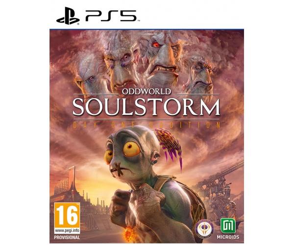 Oddworld: Soulstorm (Day One Oddition) - PS5