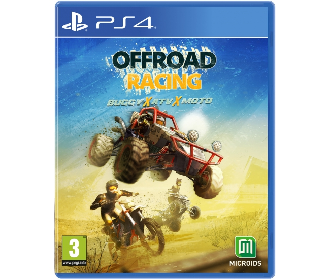 Offroad Racing - PS4