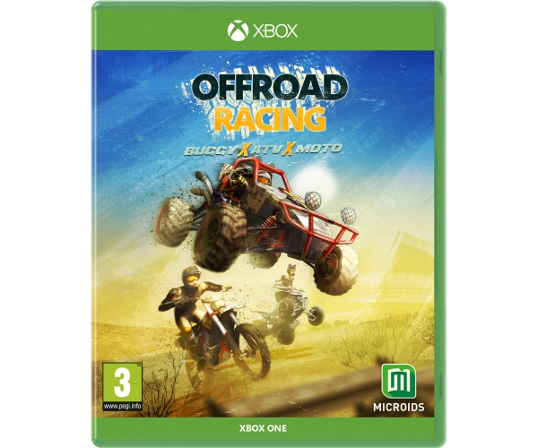 Offroad Racing - Xbox One