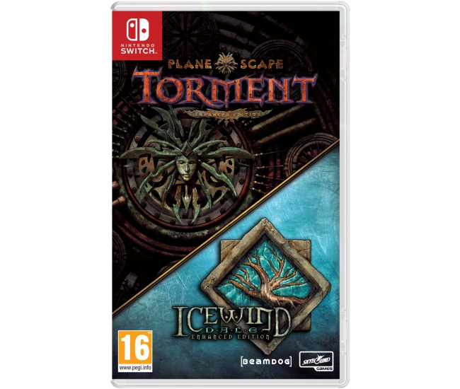 Planescape Torment / Icewind Dale Enhanced Editions - Switch