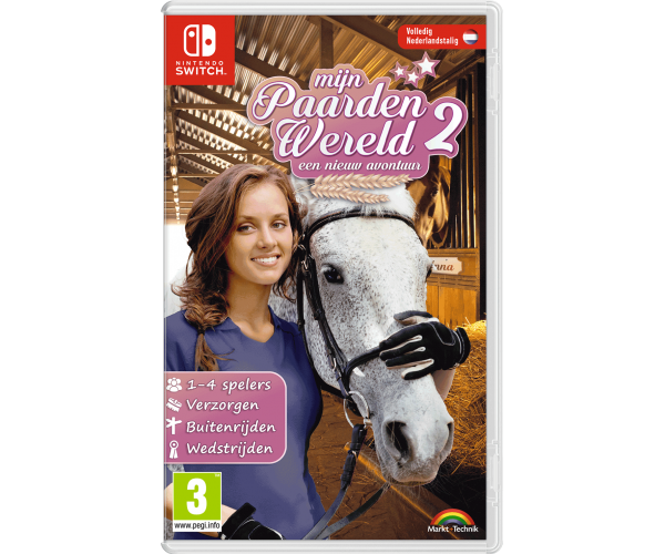 Mijn Paardenwereld 2: Een nieuw avontuur - Switch