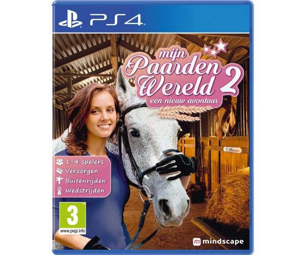 Mijn Paardenwereld 2: Een nieuw avontuur - PS4