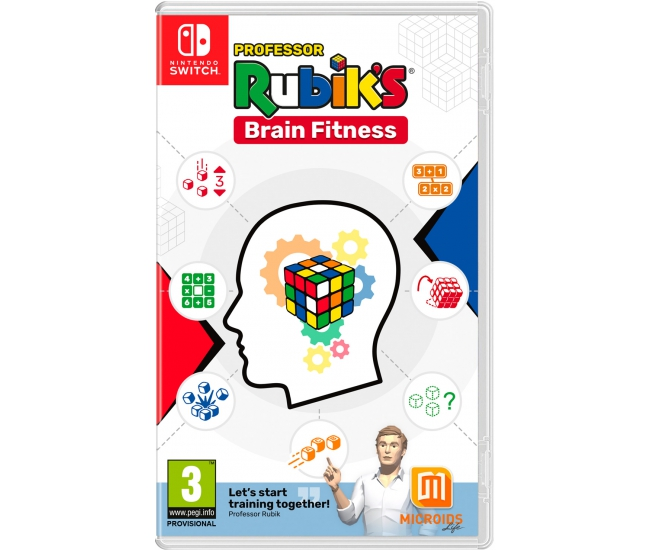 Professor Rubik's Brain Fitness - Switch