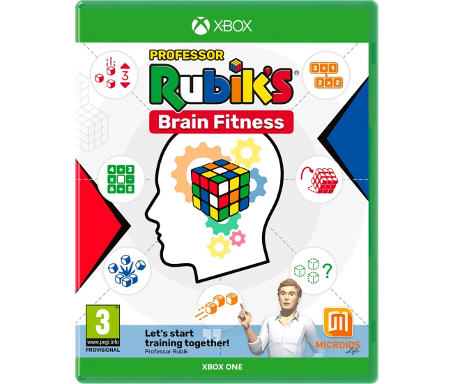Professor Rubik's Brain Fitness - Xbox One