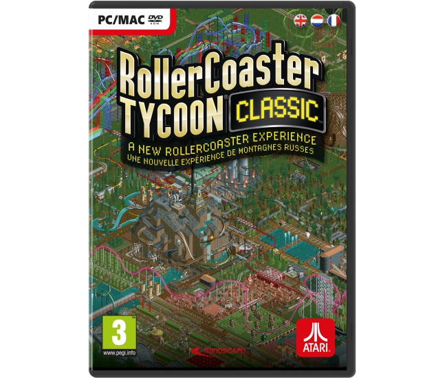 RollerCoaster Tycoon: Classic PC