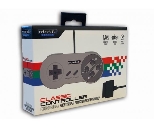 Retro-Bit SNES Classic Controller