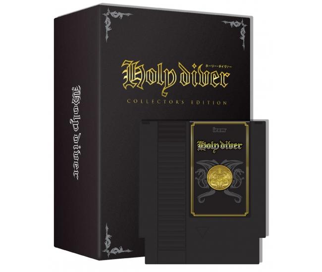 Retro-Bit Holy Diver Collectors Edition NES