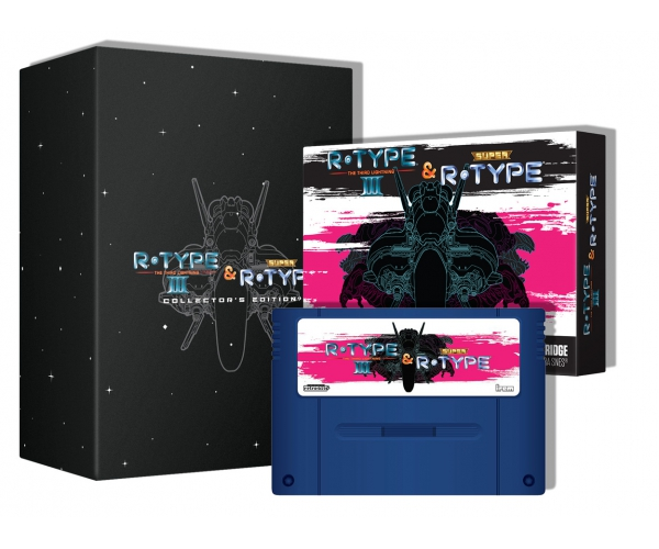 Retro-Bit R-Type Returns Limited Edition SNES