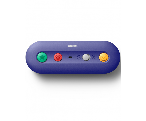 8BitDo GBros. Wireless GameCube Adapter for Nintendo Switch