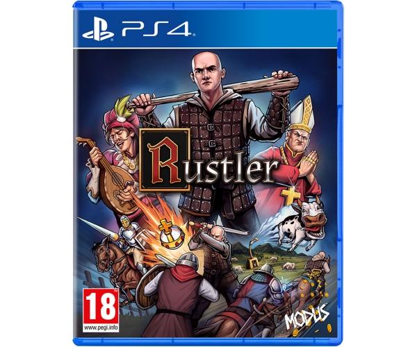 Rustler - PS4